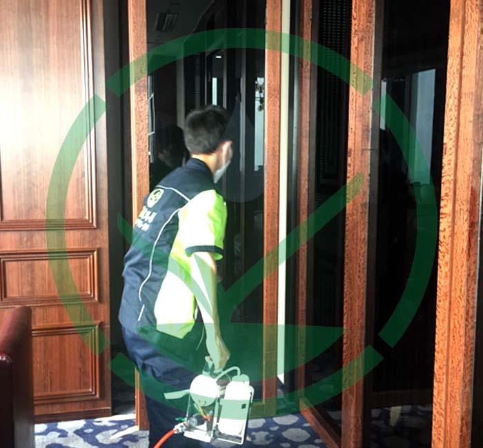 基岩资本-广州基岩资产管理有限公司办公室除甲醛案例